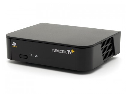 Turkcell TV+ Plus 4K Ultra HD* 360° Cihaz Fotoğrafı