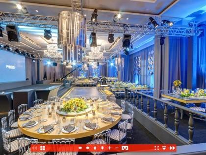 Steigenberger Hotel Maslak – Balo Salonu – Sanal Tur