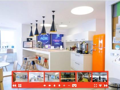 BKM Akmerkez Ofis – 360 Sanal tur – Bankalararası kart merkezi