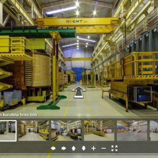 best trafo elm fabrika 360 sanal tur