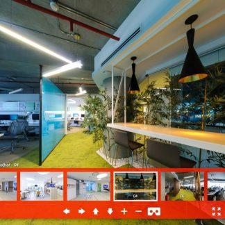 bkm çalışma ofisi 360 sanal tur