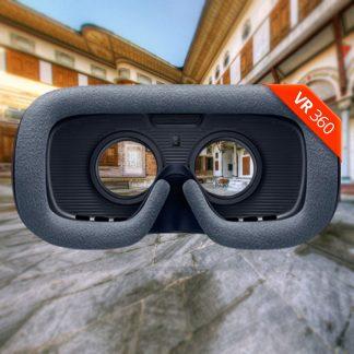 360 video çekimi - 360° vr video