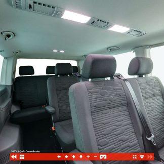 Caravelle 360 Ticari araç içi fotoğrafı sanal tur / Volkswagen Türkiye